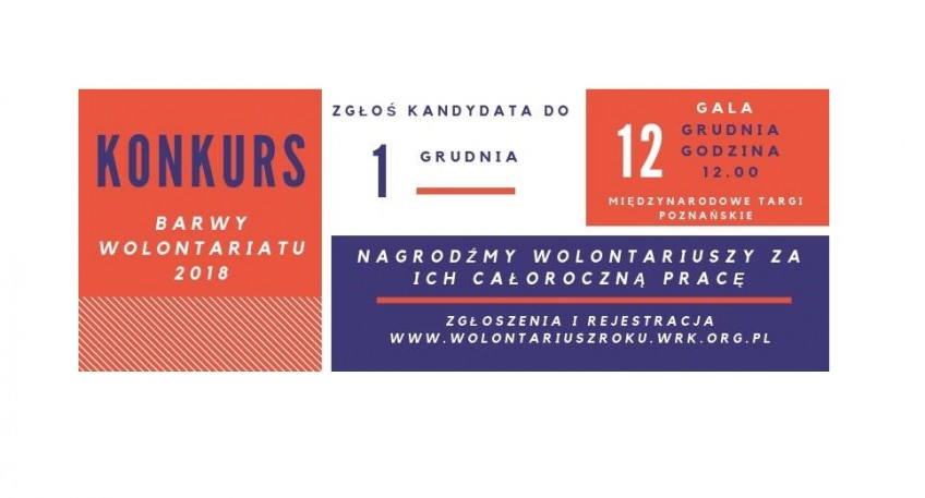 Zaproszenie na obchody Dnia Wolontariusza