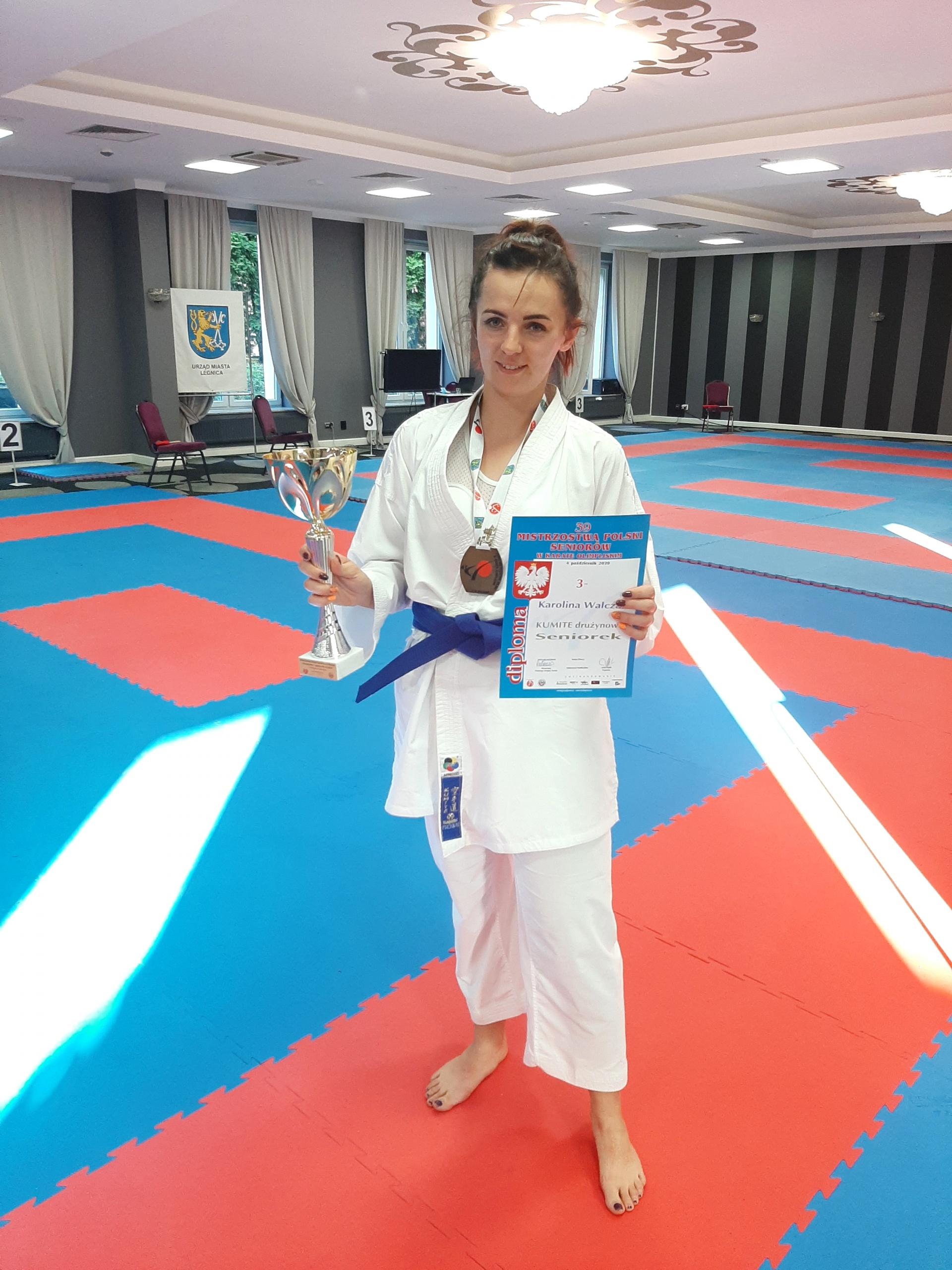 Sukcesy karateków z Szamotuł
