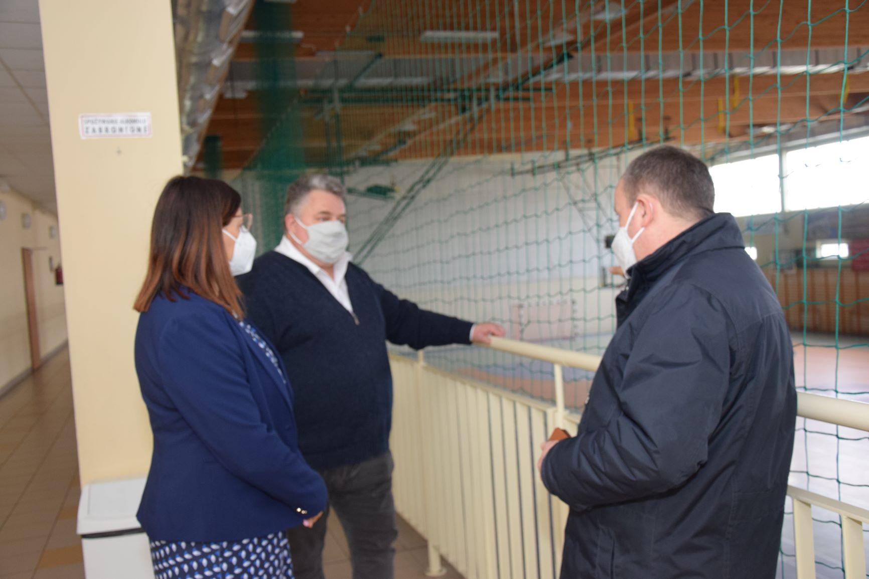 Spotkanie Starosty Szamotulskiego oraz Burmistrza Miasta i Gminy Pniewy