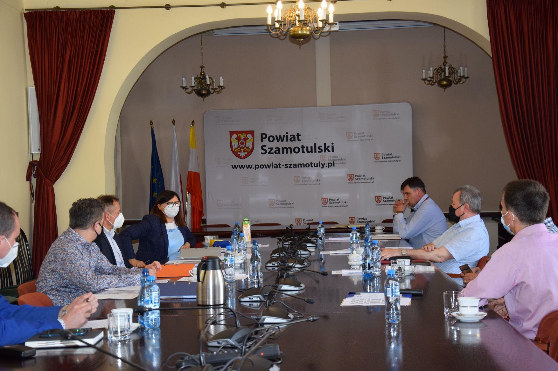 Posiedzenie Zarządu z dn. 12.05.2021