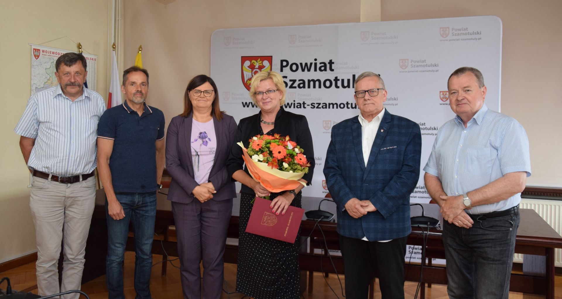 Zarząd Powiatu Szamotulskiego powierza stanowisko dyrektora I Liceum Ogólnokształcącego w Szamotułach