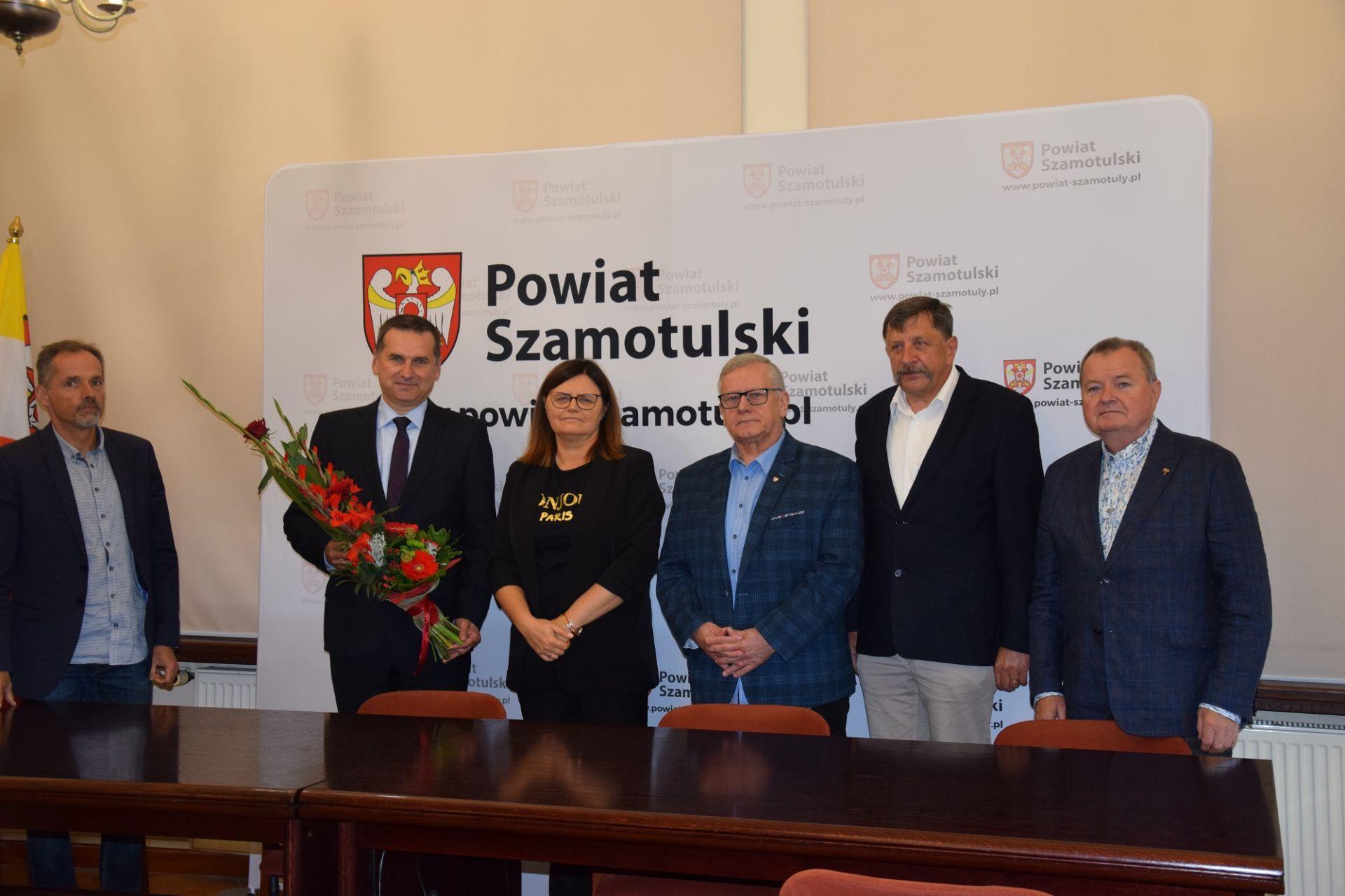 Powołanie Dyrektora Remigiusza Pawelczaka na kolejne 6 lat