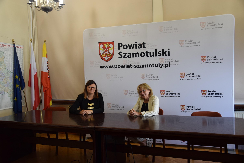 Wizyta Prezes Fundacji Amicis Pani Małgorzaty Rutkowskiej